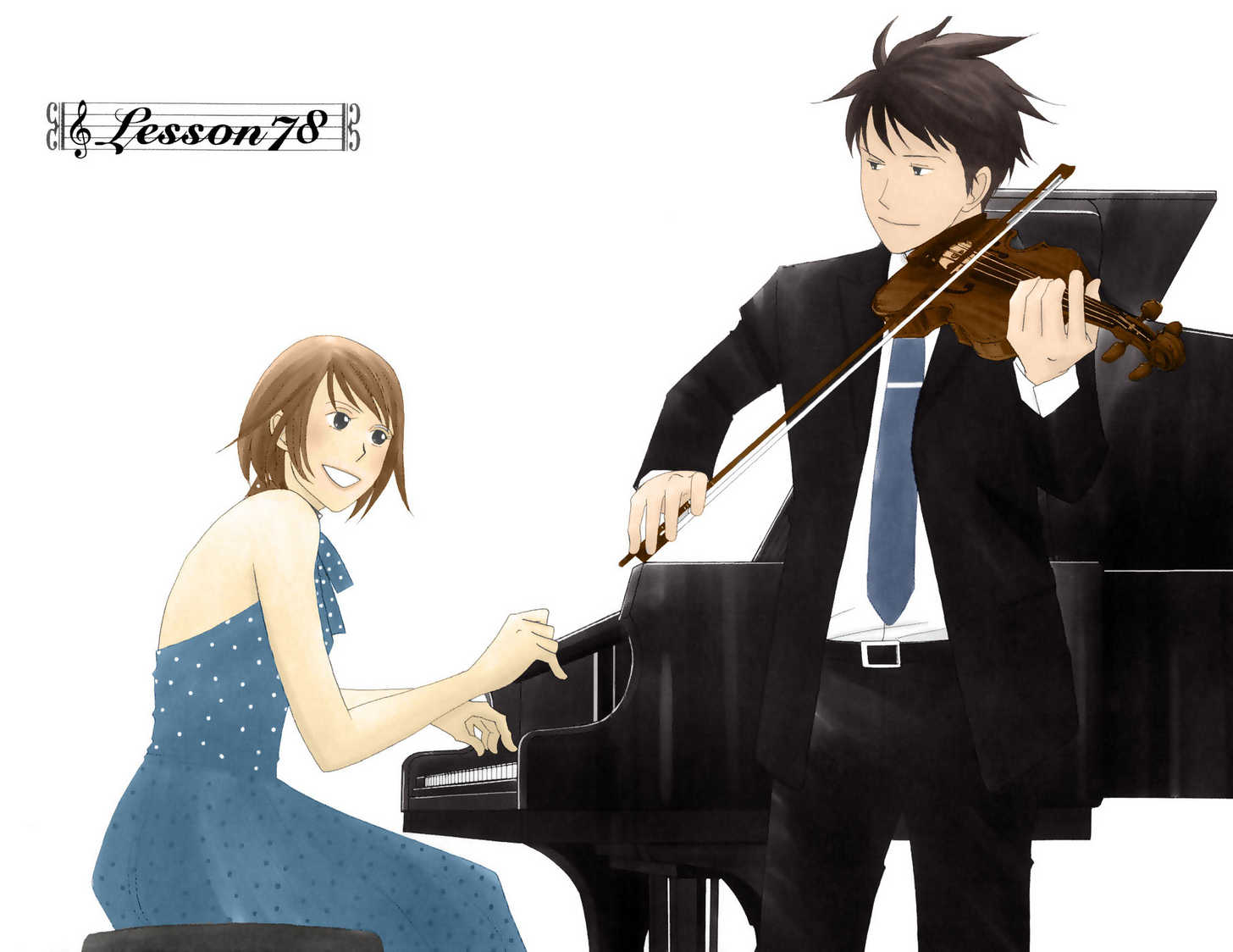 Image result for nodame cantabile